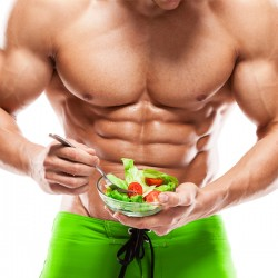 What is the optimal number of meals to increase fat burning or increase satiety?