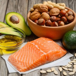Benefits of eating fat in any diet.