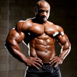 Secrets of training and nutrition programs for professional bodybuilders.