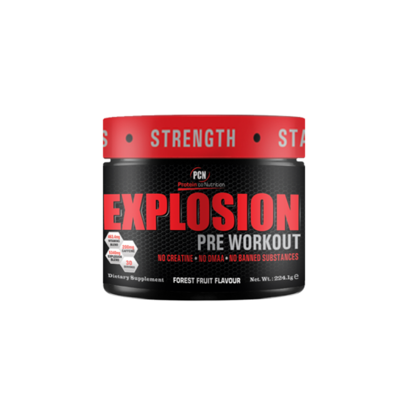 Explosion Pre-Workout